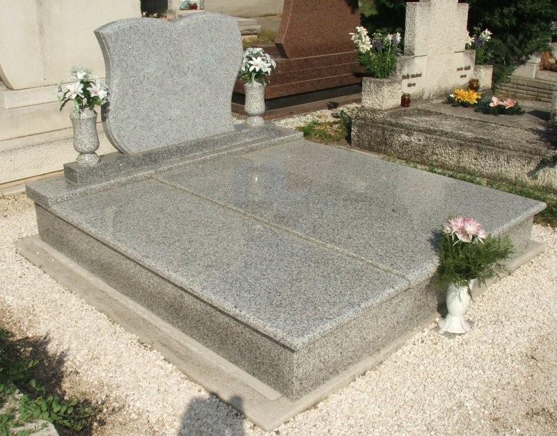 Mountain pink dupla gránit síremlék akciós ár 600.000 Ft