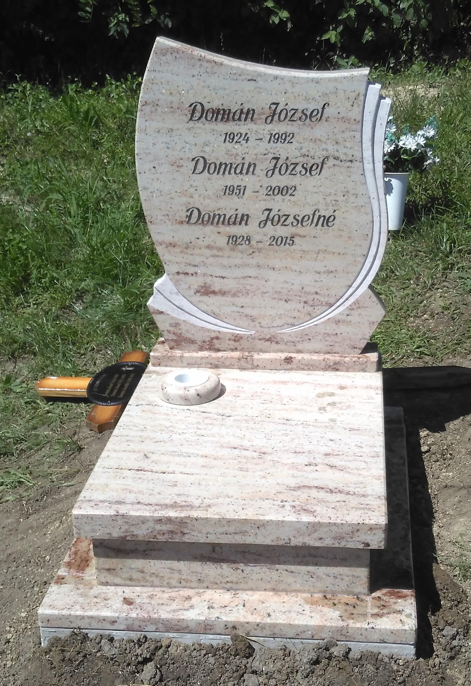 Shivakashi gránit urnás síremlék akciós ár 250.000 Ft