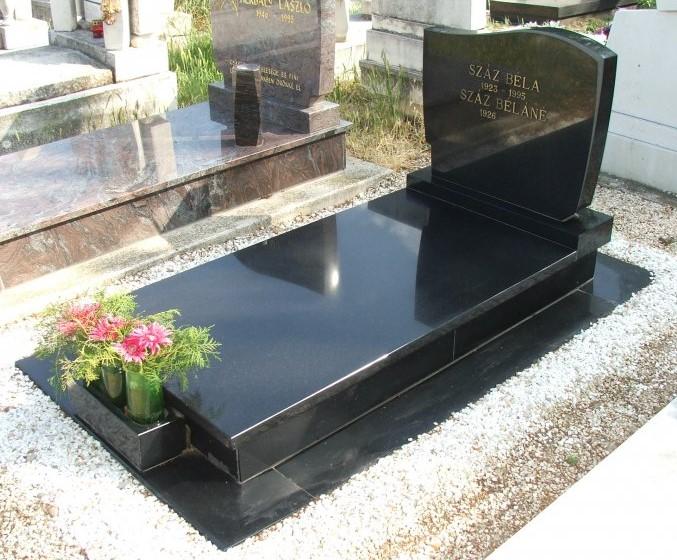 Zimbabwe szimpla gránit síremlék akciós ár 590.000 Ft